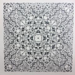 small square four