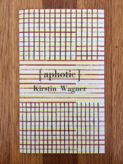 [aphotic], by kirstin wagner - designed and printed at impart ink