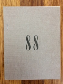 88 hiaku, by sunnylyn thibodeaux (push press) - designed in collaboration with the publisher, printed at impart ink