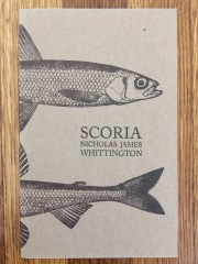 scoria, by nicholas james whittington - designed and printed at impart ink