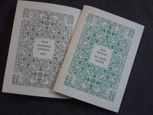 NRW front and back covers